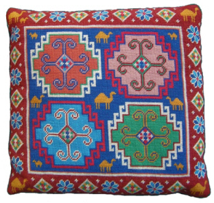 Large Needlepoint Collection 2